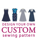 Custom Designed Sewing Pattern