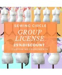 Sewing Card Discount - Spend $100 Get $25 Free; Spend $200 Get $40 Free