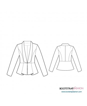 Custom Fit Sewing Patterns Made To Measure Designer Sewing Patterns ...