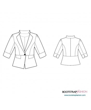 Jackets And Coats Bootstrapfashion Patterns