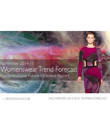 Fall/Winter 14-15 Womenswear Trend Forecast