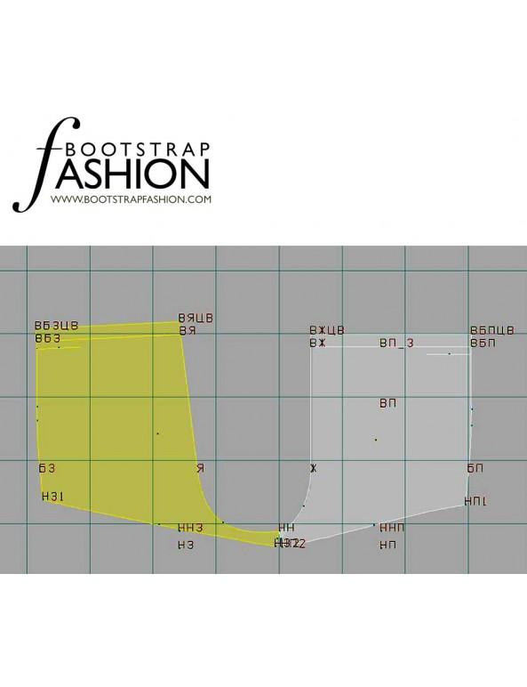 Fashion Designer Sewing Patterns - Vintage Panty